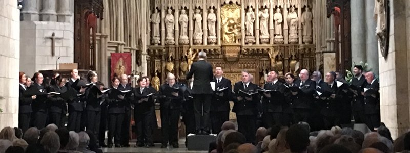 Metfriendly is an official sponsor of the Met Police Choir