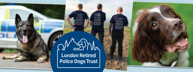 How LRPD Trust works to give police dogs the retirement they deserve